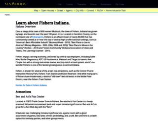 fishers-indiana.funcityfinder.com screenshot