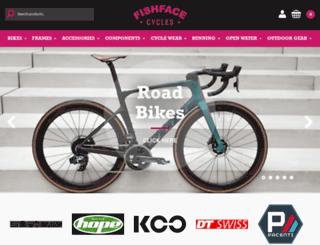 fishfacecycles.com screenshot