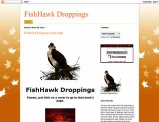 fishhawkdroppings.blogspot.com screenshot
