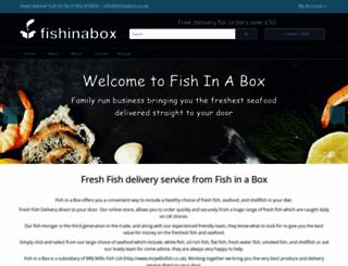 fishinabox.co.uk screenshot