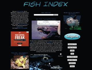 fishindex.blogspot.com screenshot
