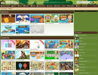 fishing.1001hry.cz screenshot