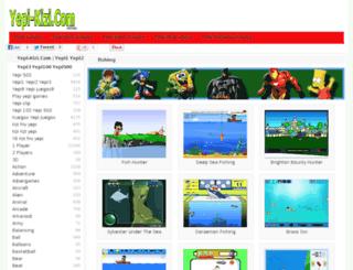 fishing.yepi-kizi.com screenshot