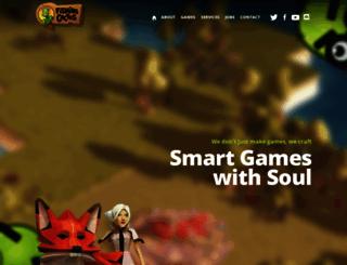 fishingcactus.com screenshot