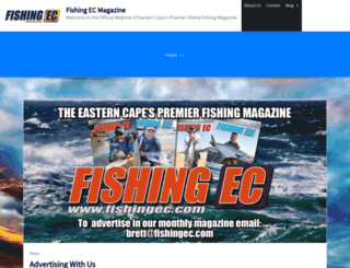 fishingec.com screenshot