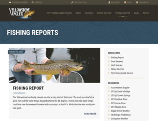 fishingmontana406.com screenshot