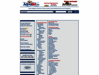 fishlinkcentral.com screenshot