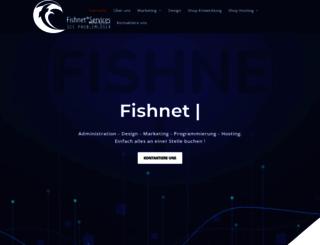 fishnet-services.com screenshot