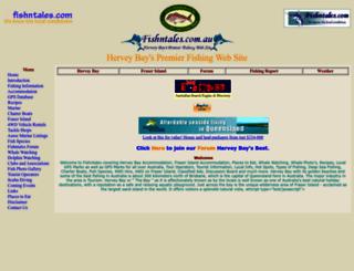 fishntales.com screenshot