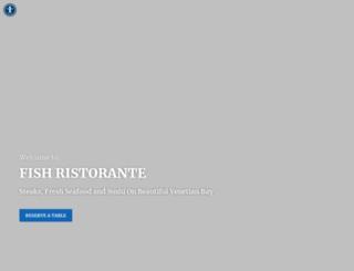 fishrestaurantnaples.com screenshot