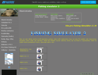 fishsim.wbs.cz screenshot