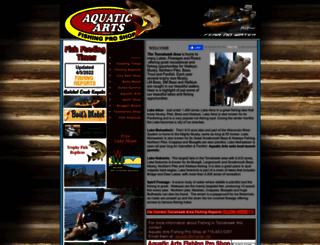 fishtomahawk.com screenshot