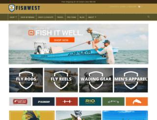 fishwest.net screenshot