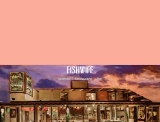 fishwife.com screenshot