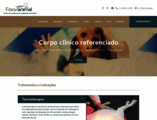 fisioanimal.com screenshot