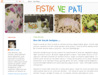 fistikvepati.blogspot.com screenshot