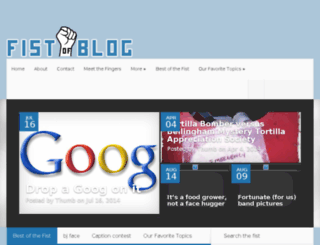fistofblog.com screenshot