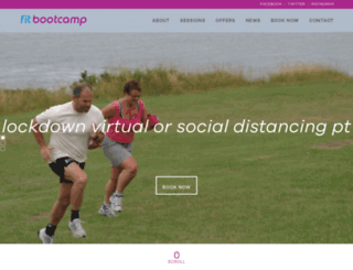 fit-bootcamp.com screenshot