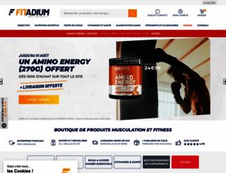 fitadium.com screenshot