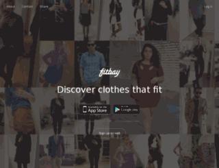 fitbay.com screenshot