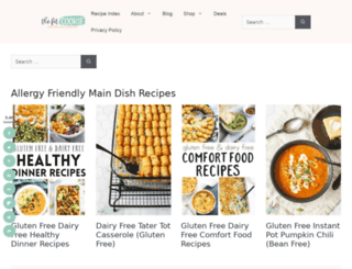 fitbetty.com screenshot
