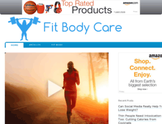 fitbodycare.net screenshot