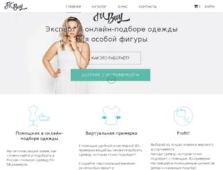 fitbuyshop.ru screenshot