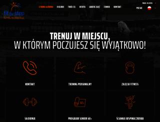 fitbystep.pl screenshot