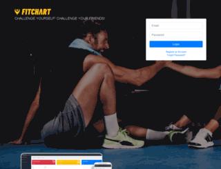 fitchart.net screenshot
