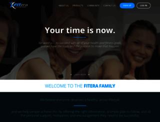 fitera.com screenshot