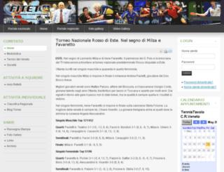 fitetveneto.org screenshot