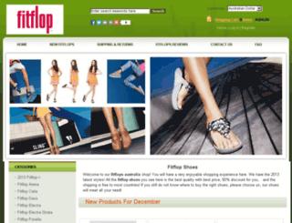 fitflop-australia.com screenshot