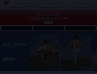 fitflop.com screenshot