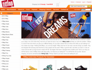 fitflopoutlet2013.org screenshot