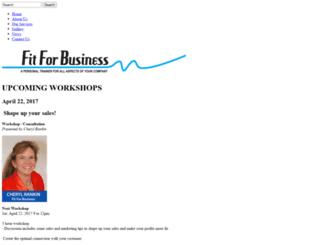 fitforbusiness.ca screenshot