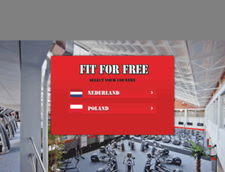 fitforfree.com screenshot