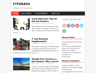 fitgrass.org screenshot
