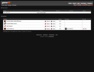 fithstats.gameme.com screenshot