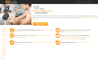 fithub.com screenshot