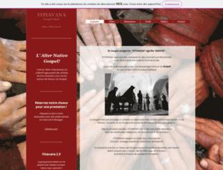 fitiavana.fr screenshot