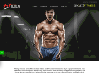 fitking.in screenshot