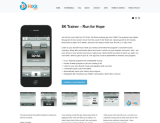 fitkitapps.com screenshot