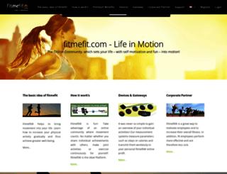 fitmefit.com screenshot