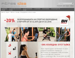 fitnesidea.com screenshot