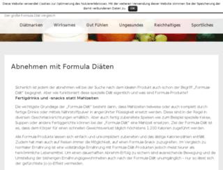 fitness-vitamine.de screenshot