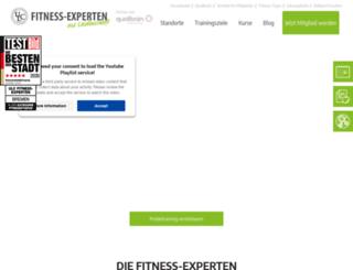 fitnesscompany-bremen.de screenshot