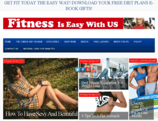 fitnesscourses.ca screenshot