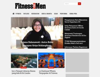 fitnessformen.co.id screenshot