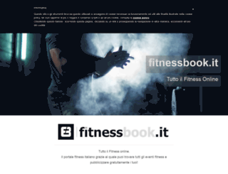 fitnesslink.it screenshot