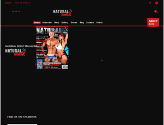 fitnessmodelslive.com screenshot